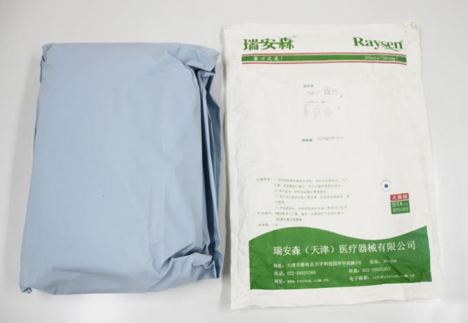 Safe Examination Disposable Sterile Dressing Set For Hemodialysis Care